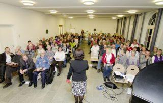 Qualifizierte Begleitung am Krankenbett, Reformierte Landeskirche zertifiziert die ersten 16 Ehrenamtlichen für Palliative Care