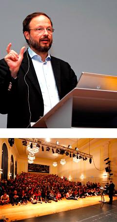 Prof. Dr. med. Gian Domenico Borasio: Über das Sterben – Von Sterbenden das Leben lernen