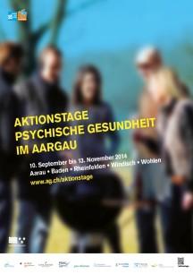Erste Aktionstage Psychische Gesundheit mit Tagung «Spiritualität und Quellen der Kraft»
