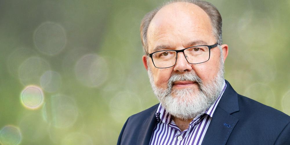 Palliative Care und Begleitung: Heinz Rüegger